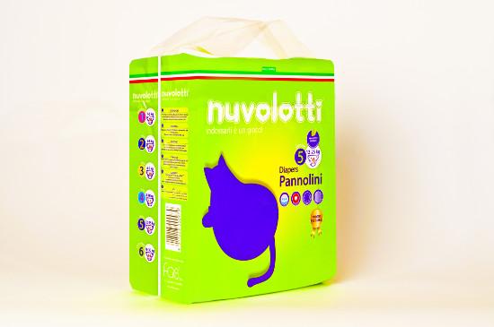 Nuvolotti Compact 16 pz 12/25 Kg.