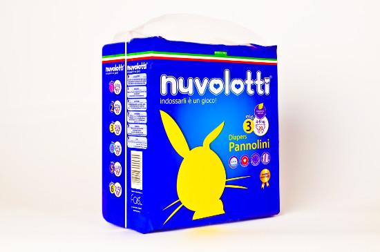 Nuvolotti Compact 20 pz 4/9 Kg.