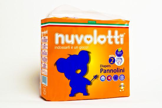 Nuvolotti Compact 21 pz 3/6 Kg.