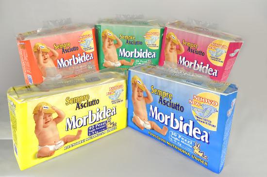 Morbidea Windeln für Kleinkinder