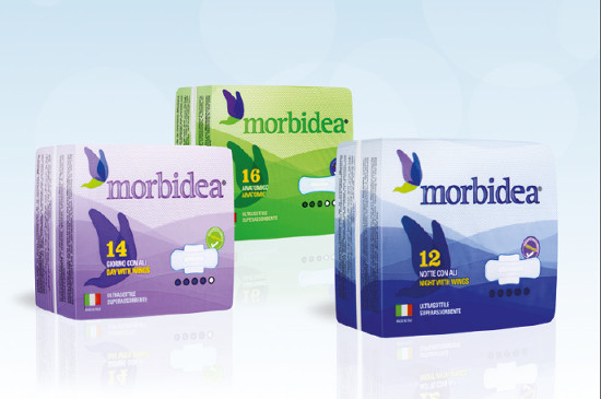 Morbidea Lady Sanitary Napkins